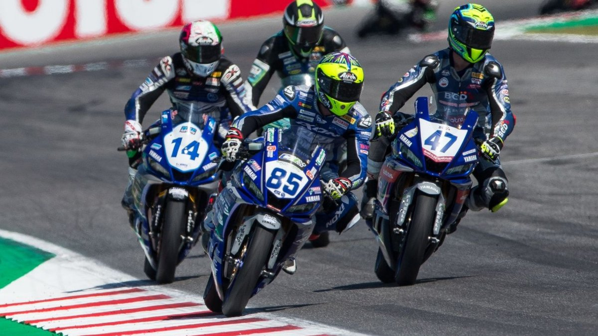 test Twitter Media - 📝Registration open for the 2020 Yamaha R3 bLU cRU FIM European Cup  As 2020 nears, the all-new class for forthcoming season is ready to open the latest young motorcycle racing talent onto the world stage  📄 | #WorldSBK https://t.co/tJLizplG5e https://t.co/OYmopWDWP0