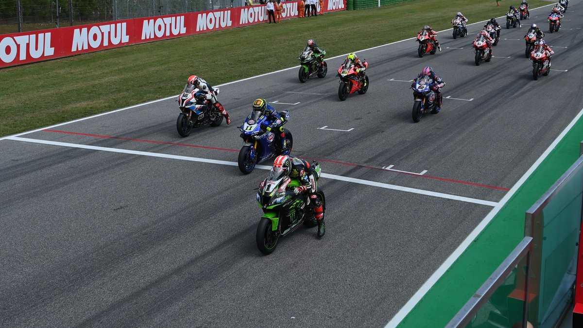 test Twitter Media - 2020: The big numbers that can define the season  A new year of records and milestones could be upon us…  📄 | #WorldSBK https://t.co/CuOHTx3yj2 https://t.co/oFrvwLjoFL