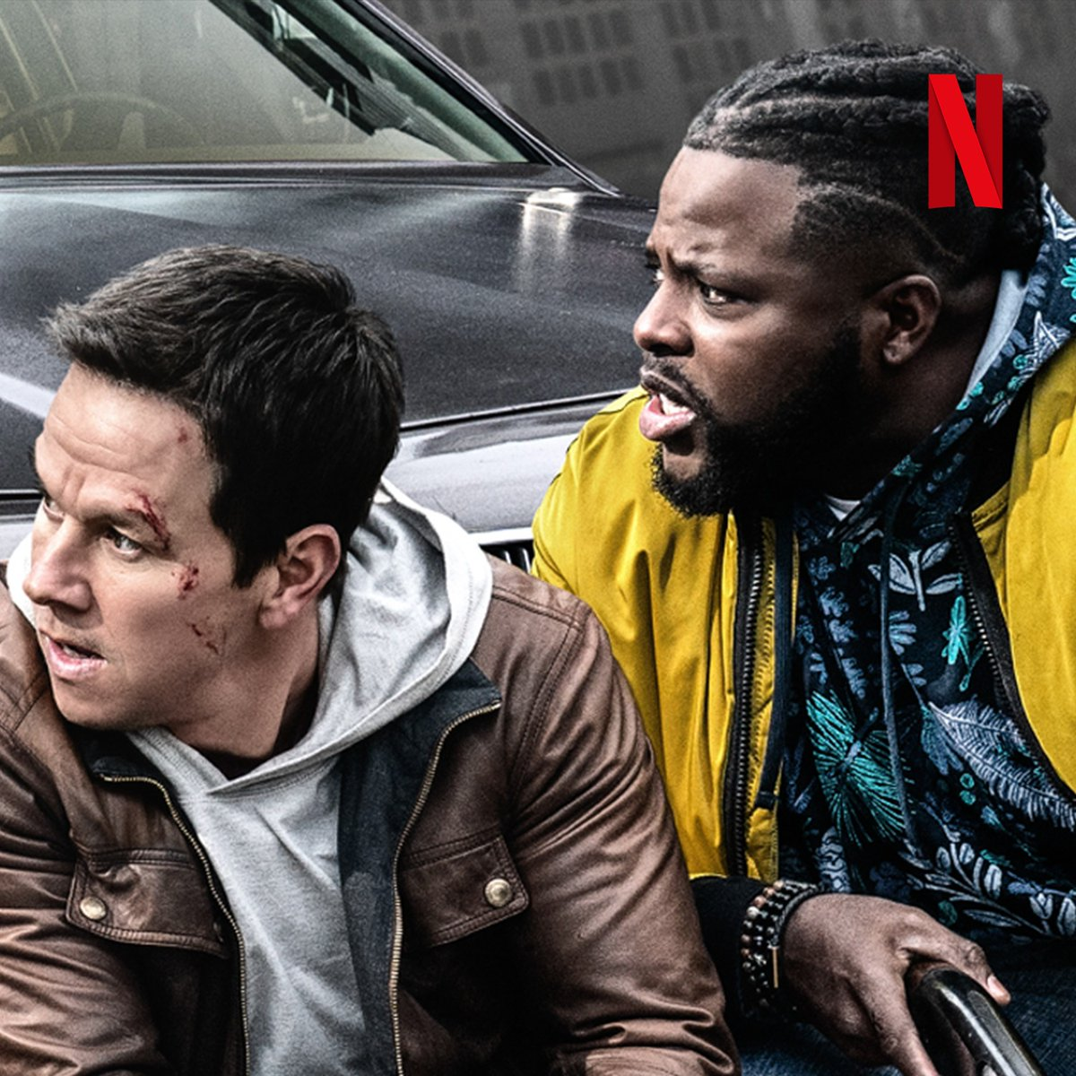 The law has limits. They don't.  @markwahlberg and @Winston_Duke 💥 #SpenserConfidential explodes onto your screen March 6