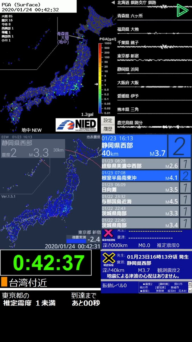 test ツイッターメディア - 日本全国緊急地震速報ライブへ 「日本全国緊急地震速報ライブへライブ」 https://t.co/8pm6Byxjes #LINELIVE で配信中 https://t.co/Ovt7CWvCjc