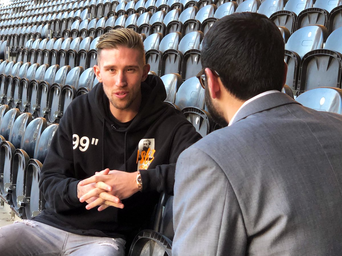 test Twitter Media - On @itvcalendar tonight at 6, @ArifAhmedITV sat with @HullCity player @Angus_Mac15 to talk about his cancer and his return to the pitch. https://t.co/23IHle2CAk