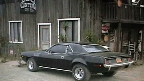 If you could pick any vehicle to own, from a #horror movie or horror show what would choose?  I would choose...  From Phantasm the Cuda 440-6 https://t.co/8SK8xN13zX
