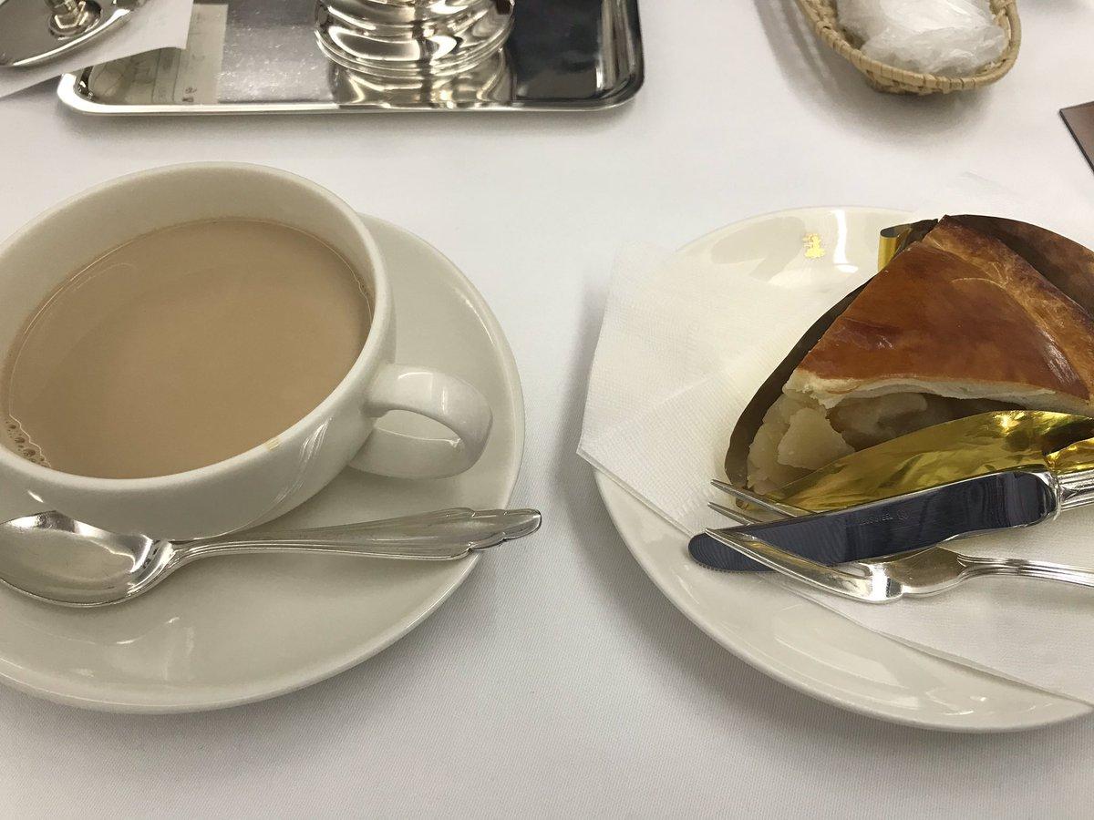 test ツイッターメディア - 銀座に来るとついウエストでアップルパイを食べてしまう https://t.co/lN9lFhSlYL