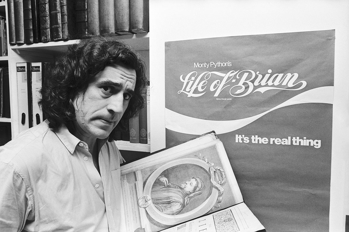 test Twitter Media - Sad to hear that Terry Jones, Monty Python, director, screenwriter and author, has died at the age of 77. https://t.co/jUQS9bhiOx