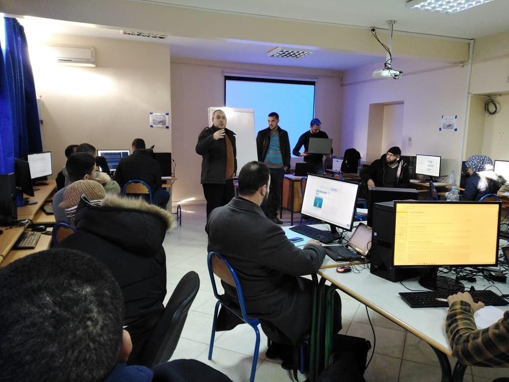test Twitter Media - 2ème session du samsung innovation camp au profit d'enseignants de l'aref de beni mellal khenifra #innovation #Coding #robotics #ArtificialIntelligence @SamsungMaroc @ilhamlaaziz https://t.co/bbQu5cVQ4a