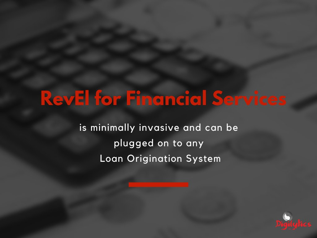 test Twitter Media - RevEl for #financialservices is minimally invasive and can be plugged on to any Loan Origination System to #AI-charge lending origination system! #mortgageindustry #mortgagelending #artificialintelligence https://t.co/lmxmH2MZCP
