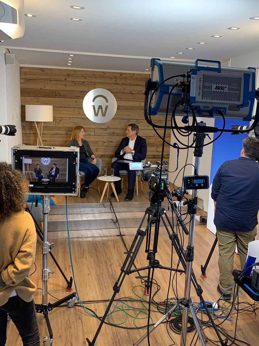 test Twitter Media - Many thanks to @astepanovich, Executive Director of @SiliconFlatiron for taking time to talk with me at the @Workday storefront at  #WEF2020 about #privacy and #artificialintelligence, including status of Federal legislation and best practices in #AIethics. https://t.co/y4dprn1sWc