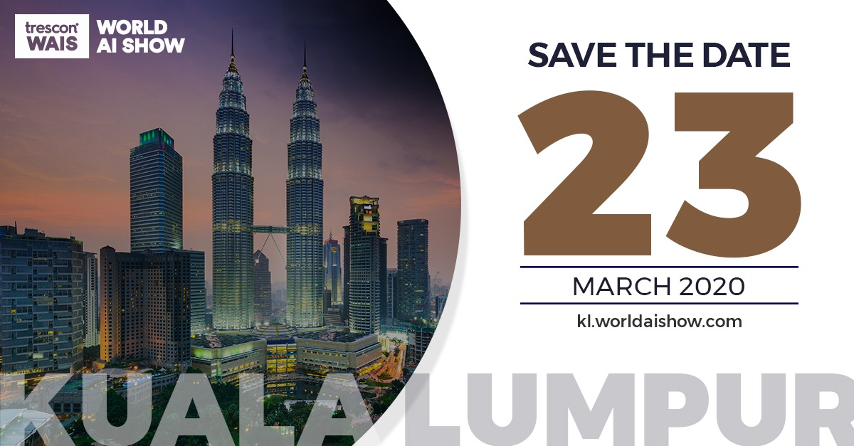 test Twitter Media - Join discussions on AI adoption, real-world use cases & learnings from global AI thought-leaders as they conceptualize Malaysia's Digital Transformation at the #WorldAIShow - Kuala Lumpur  Tickets: https://t.co/ZmvyebvIeM  #ArtificialIntelligence #AI #ML #technology #intelligence https://t.co/6ljgPJlq4O