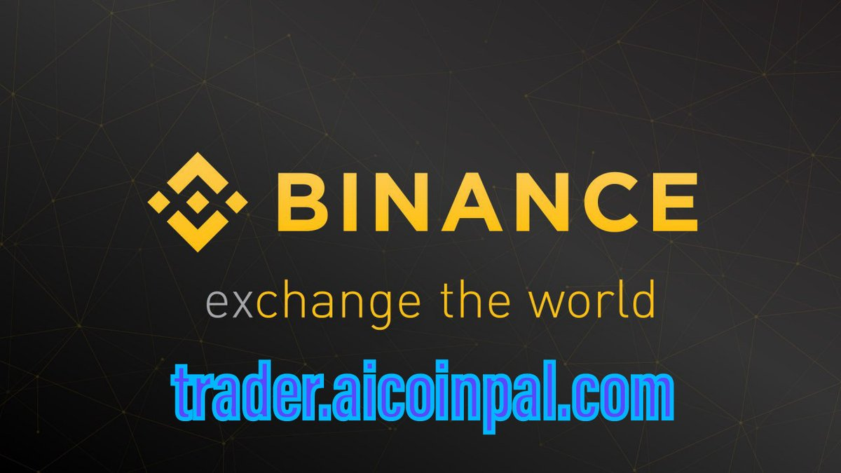 test Twitter Media - Register at binance and start to trade your crypto!  https://t.co/T1dkxTc8nf  👆👆👆👆👆👆👆👆👆👆👆👆 #xbt #bnb #eth #xrp #ltc #eos #trx #ltc #crypto #altcoins #tradingbots #matic #ont #one #agi #bots #ai #ArtificialIntelligence #profit #binance #agi  #sky #btt #neo #bat https://t.co/MY0OsulmwR