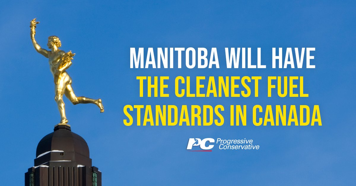 test Twitter Media - Yesterday, @BrianPallister announced that Manitoba will have the cleanest fuel standards in Canada by increasing the ethanol and biodiesel content of its transportation fuels.   Learn more: https://t.co/qqVP48wsoe   #mbpoli #MovingManitobaForward https://t.co/FAjDRL4lfQ