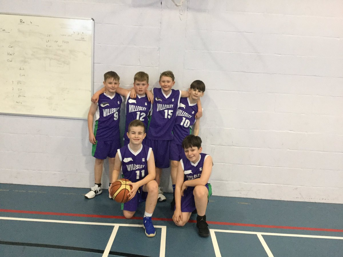 RT @Willesleyschool: Thanks @NWLSSP for a great basketball event tonight. Willesley A were victorious after beating the B team in the semi final.