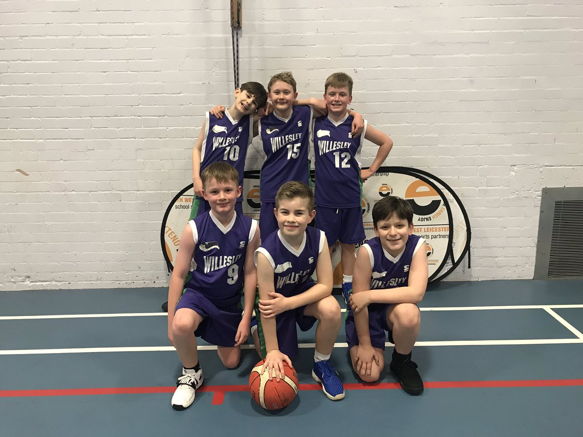 And our winners after a great game are @Willesleyschool! They join @NewSwannington in the final, along with two more teams from our next competitions! 🏀 thanks to @IbstockCollege for your venue and leaders and also to @KingEdCollege and @AshbySchool for your leaders too!