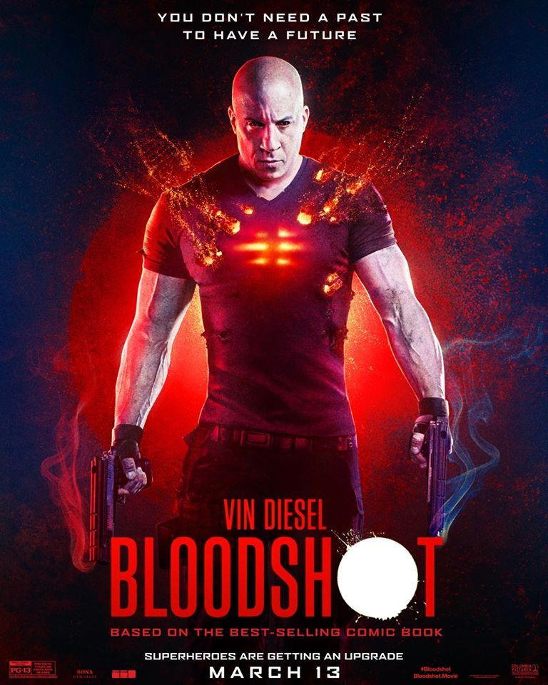 test Twitter Media - You don't need to have a past to have a future. See #Bloodshot 🔴 in D-BOX March 13.  //  Voyez #Bloodshot en D-BOX le 13 mars prochain! https://t.co/jJDqVam8q5