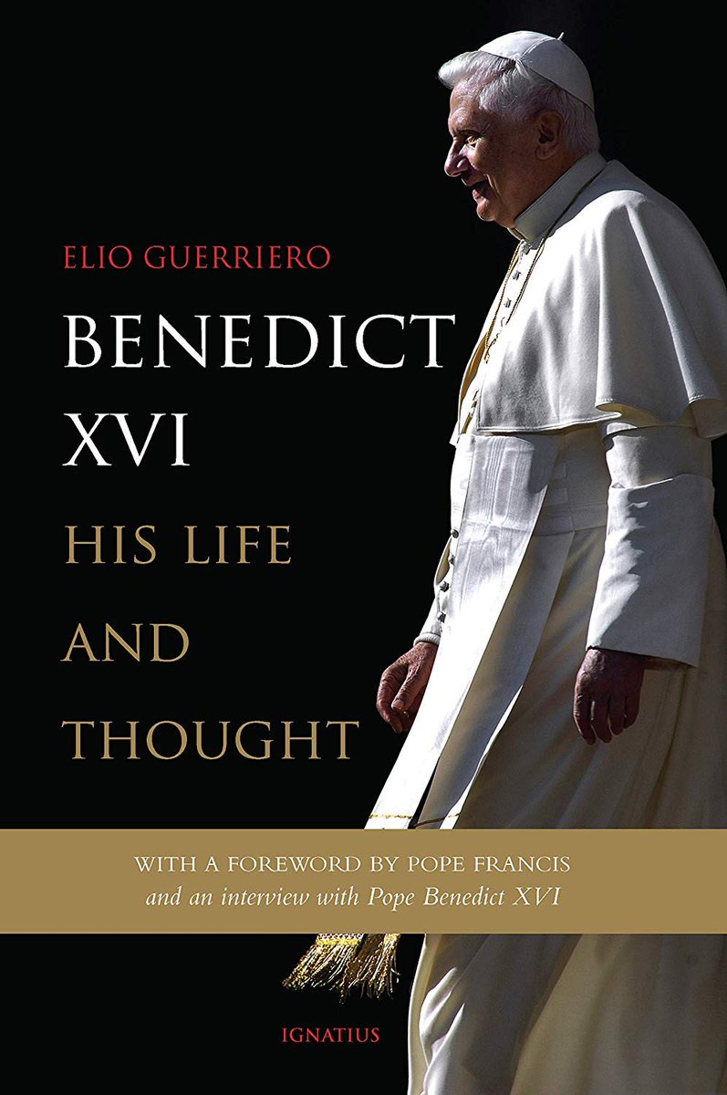 test Twitter Media - I'm now just over half way through this excellent book by Elio Guerriero on Pope Benedict XVI, which masterfully blends together his biography and the history of his life with summaries and insights into his thought and major writings. I highly recommend it! https://t.co/MTB6gKJaed