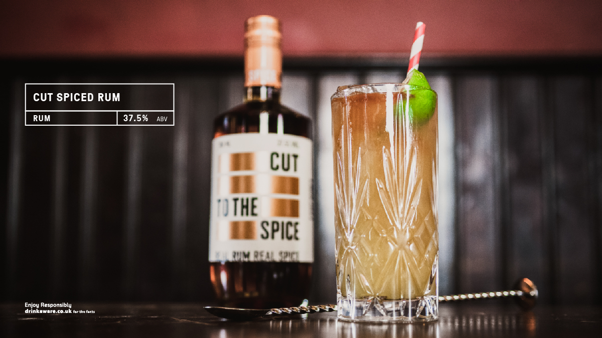 This Caribbean rum is infused with aniseed, nutmeg, ginger, black peppercorn, cinnamon, coriander seed, lemon peel and sweet vanilla pods. Why not try with apple juice & a dash of bitters.  #rum #spice  See more here. https://t.co/8aDXw8wixH https://t.co/TZaTOIpgYS