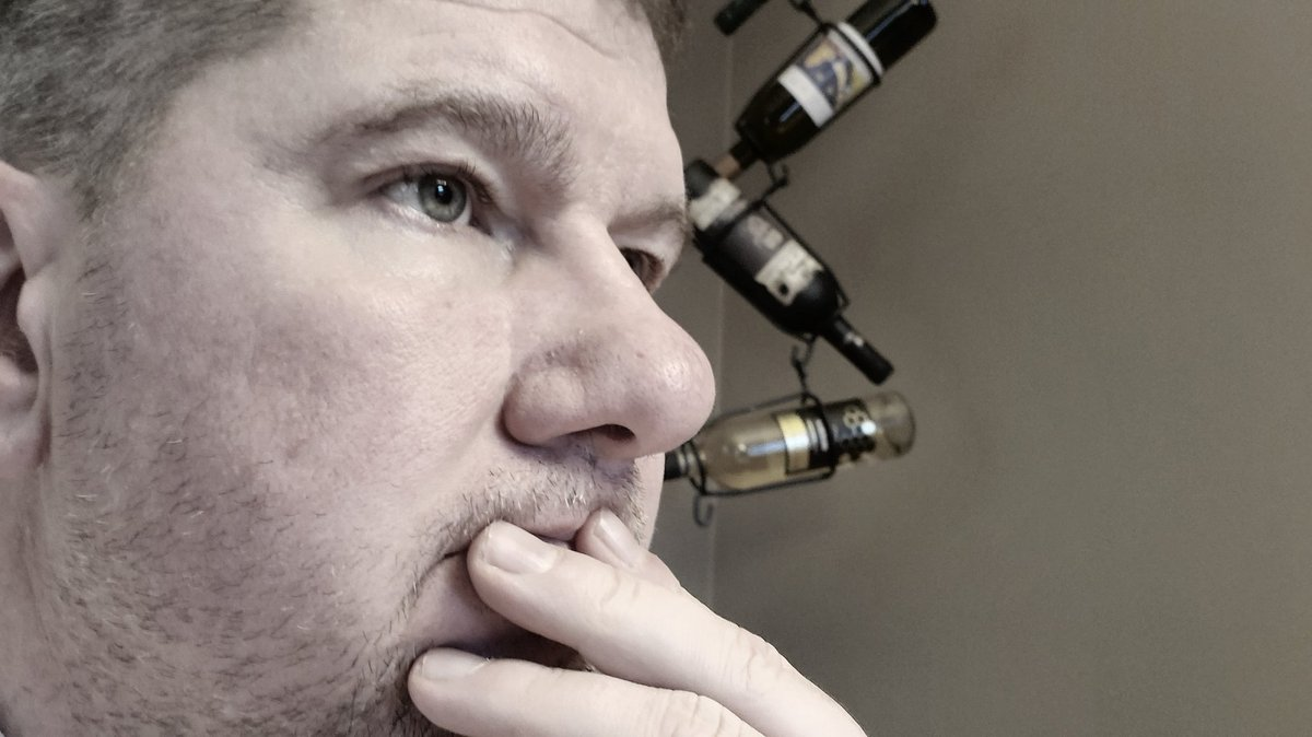 test Twitter Media - Pondering which wine to open that pairs best with KD #toolazytoshave #deepthoughts https://t.co/0YyJg8yB04