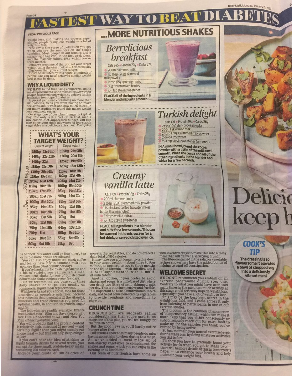 test Twitter Media - Professor Taylor's #Diabetes pull out in today's Daily Mail. Day 1/ Page 2. #Health #type2Diabetes #Type2 https://t.co/VyViP9Oeuk