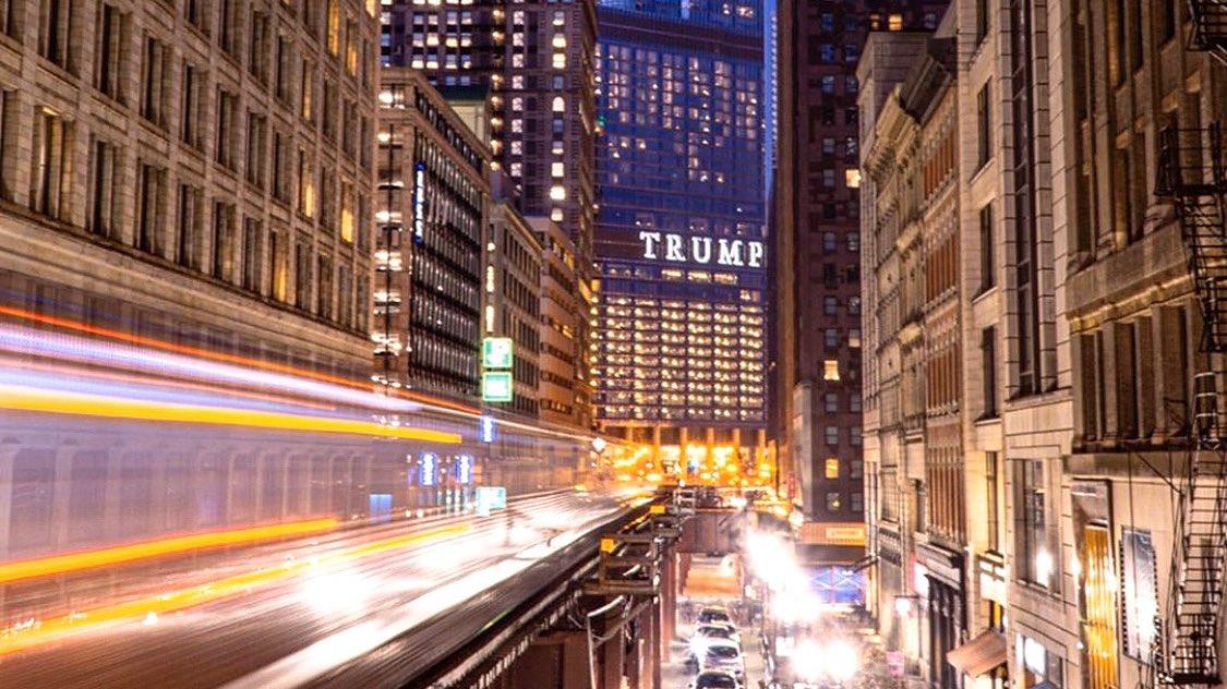 All roads lead to @TrumpChicago 🌃  @TrumpHotels #NeverSettle