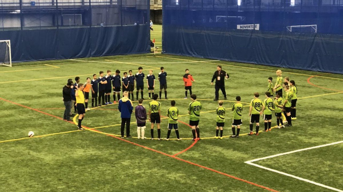test Twitter Media - Before their match yesterday, both @swcc_wpg and Tyndall Park U13 soccer teams paid their respects with a moment of silence to those who lost their lives in last week's tragedy in Iran. May they rest in peace and may their loved ones find justice. https://t.co/99dSUqQzvV https://t.co/jdMMgRjGsD