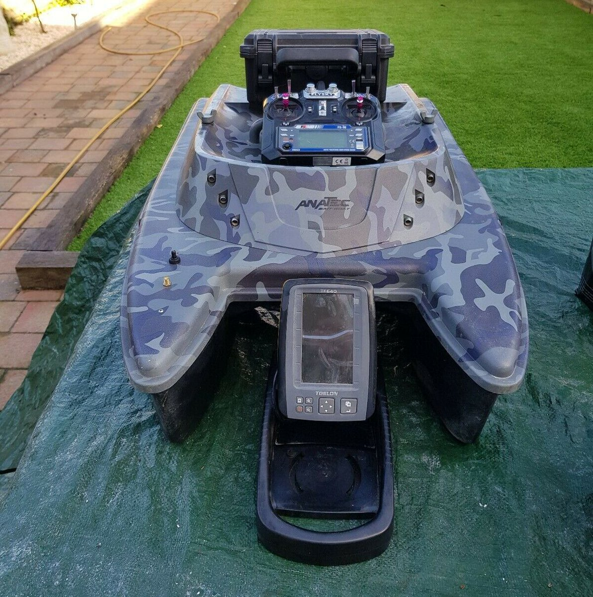 Ad - Anatec Bait Boat On eBay here -->> https://t.co/B3EDVOzhuQ  #carpfishing #bait<b>Boat</b>
