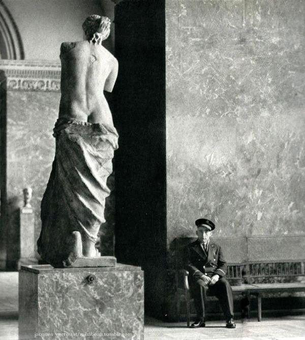 Jacques Verroust, The Venus of Milo, 1954 https://t.co/y0IT2sV12n