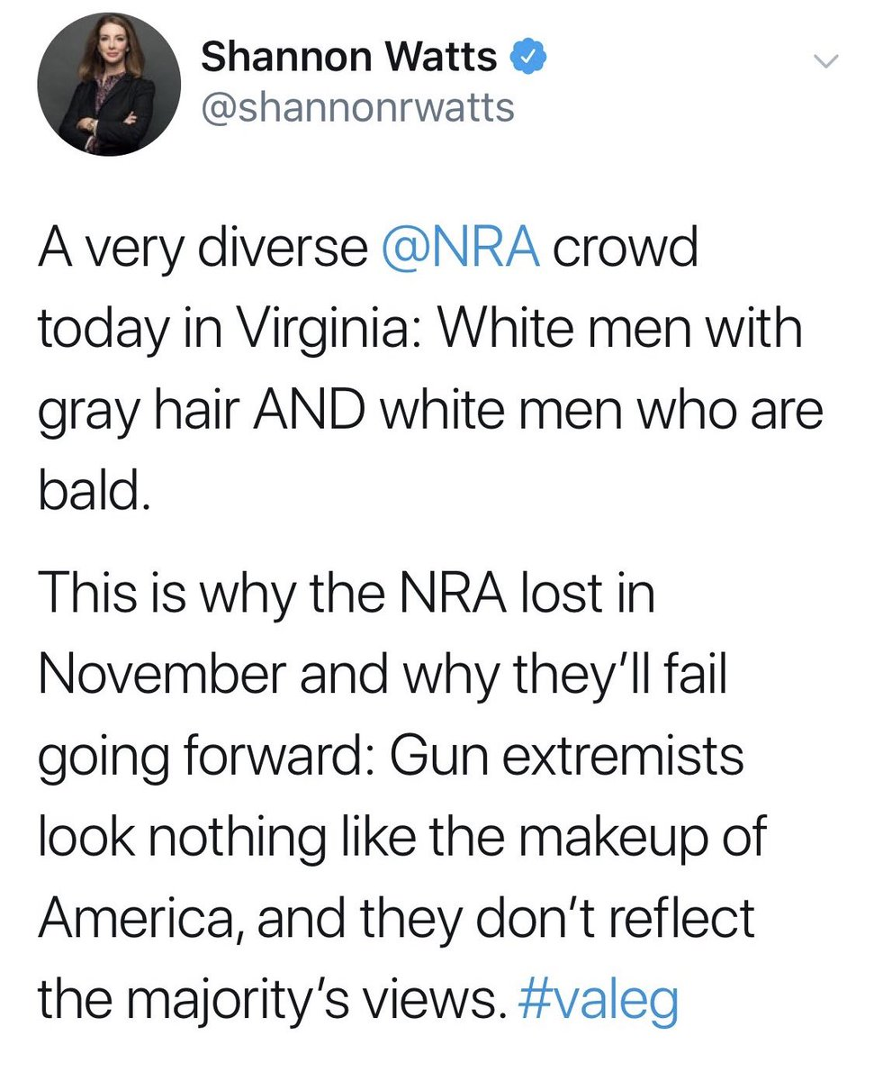 RETWEET THIS!  She's right. Let's change that. I want ALL melinated gun owners & folks INTERESTED in learning how to defend self in #Va, #DC, #Maryland to pull up this FREE event.   The REAL racist is a person who wants you NOT able to defend yourself.