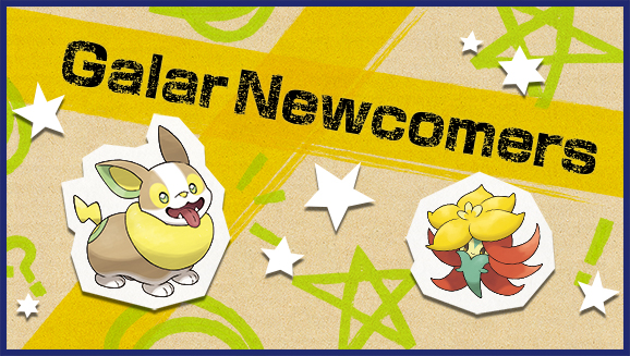 Registration for the next #PokemonSwordShield Online Competition, Galar Newcomers, is now open! Prepare a team of your newest allies from Galar—this is their time to shine!  Read up on details and register before the competition starts later this month: