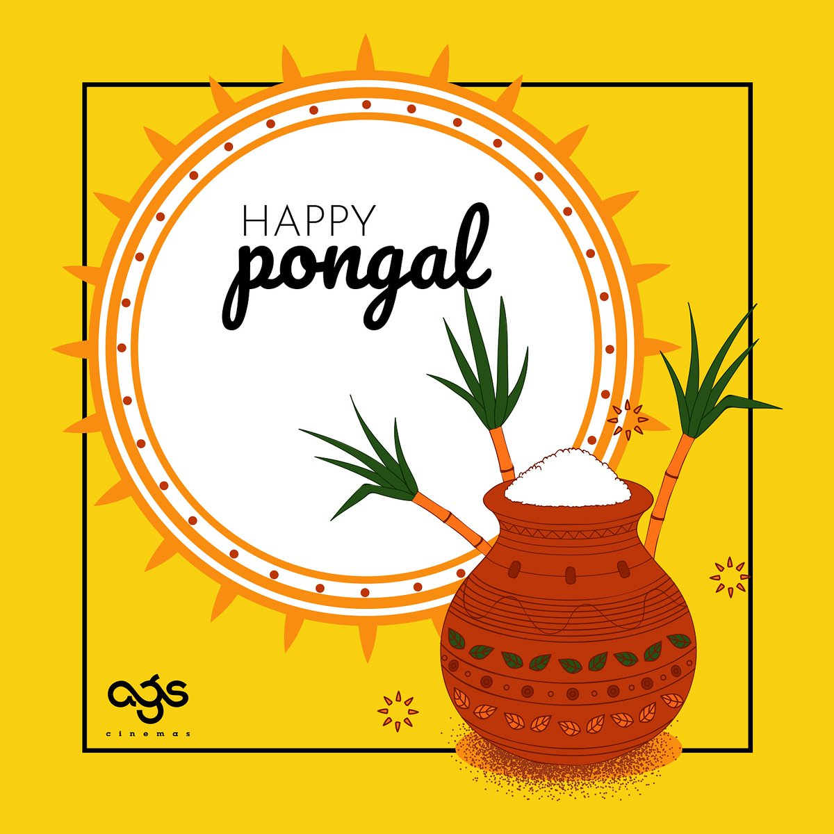 Wish you all a very #HappyPongal! May this year be prosperous and fulfilling!!  #HappyMakarSankranti