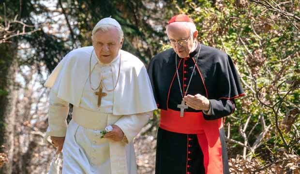 """test Twitter Media - We watched """"The Two Popes"""" the other night. I must say, I really enjoyed it, though it felt a bit skewed. Bishop Robert Barron has an insightful comment in this week's Catholic Herald: https://t.co/izqHLOsOGS https://t.co/0Y2fyGZ956"""