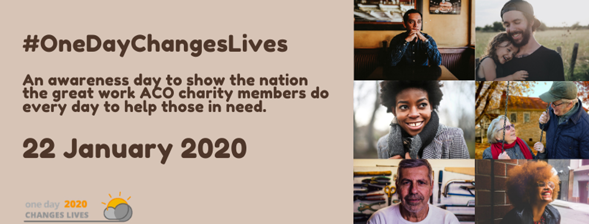It's just one week until #OneDayChangesLives! We can't wait to celebrate the great work grant-giving charities are doing every day to help people in need. #ACOmembers   Learn how the #RSCCommFund can help our members ➡️