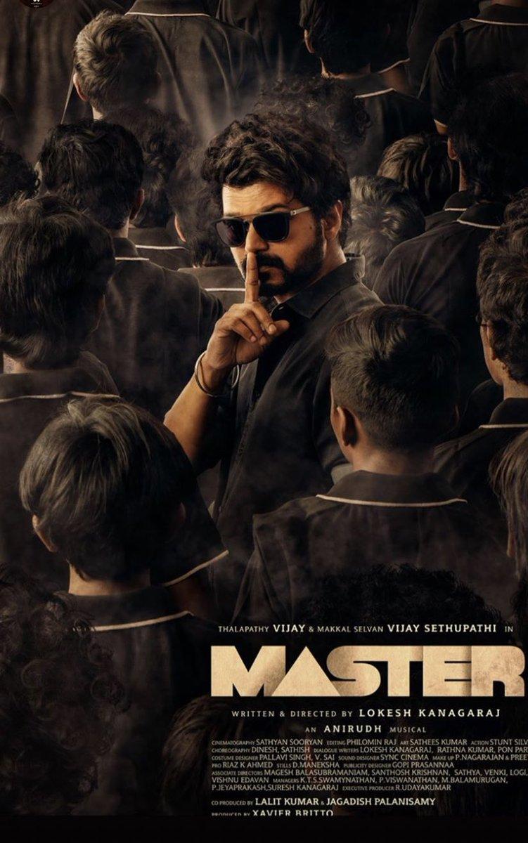 #MasterSecondLook @actorvijay