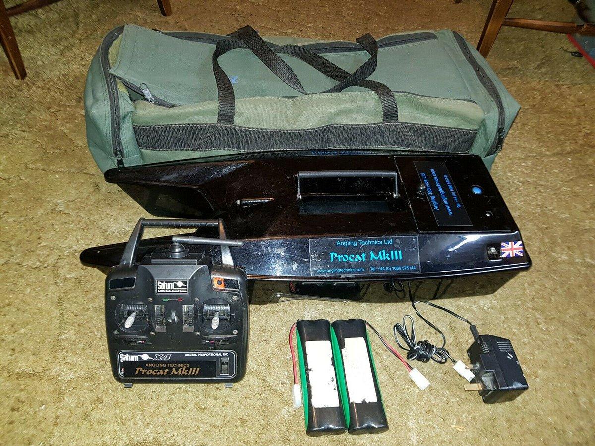 Ad - Angling Technics Procat Mk111 On eBay here -->> https://t.co/wKH64TDxXZ  #carpfishing #ba
