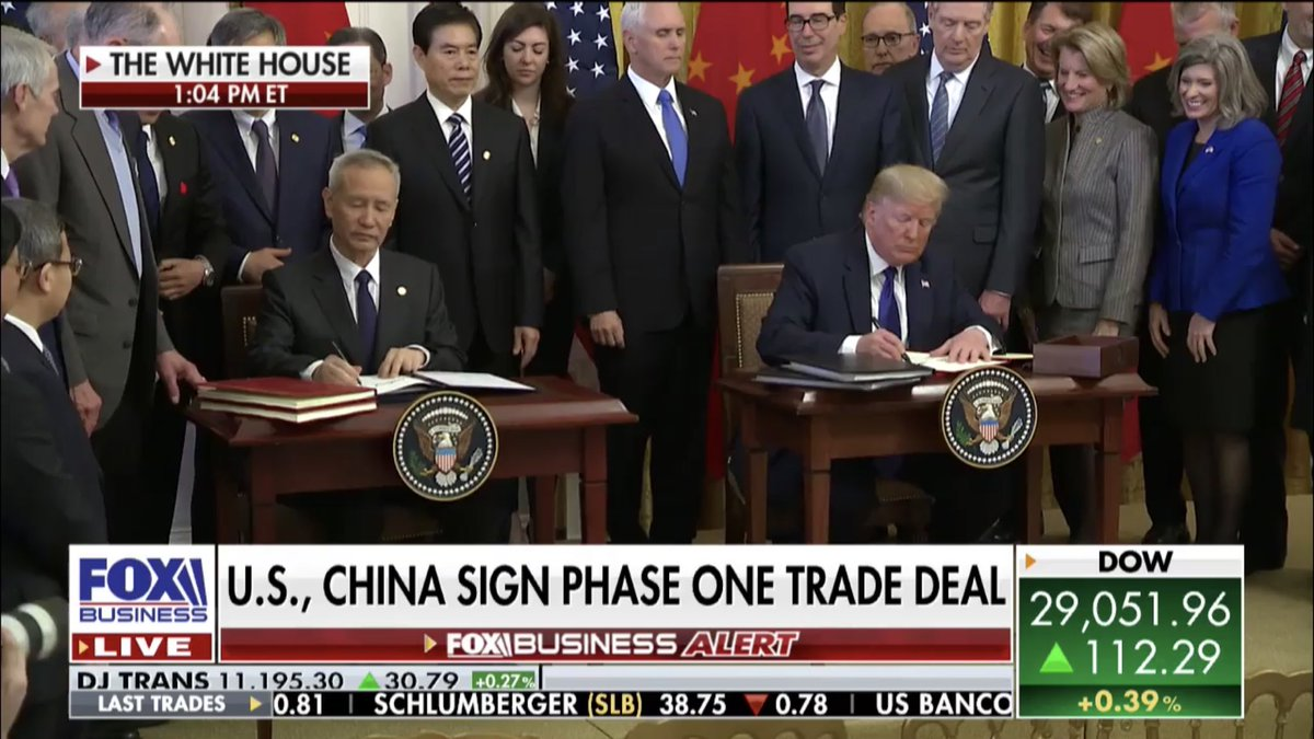 China is Wisconsin's #2 agricultural export market.  This historic deal, along with new deals with Japan, South Korea and #USMCA represent our top five agricultural export markets.  WI farmers have much to look forward to!