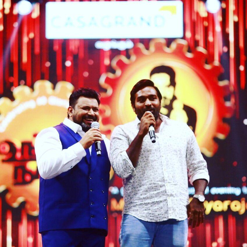 Happy Birthday Vijay Sethupathi #VJS #vjsethupathi #HBDVijaySethupathi #Happybirthday
