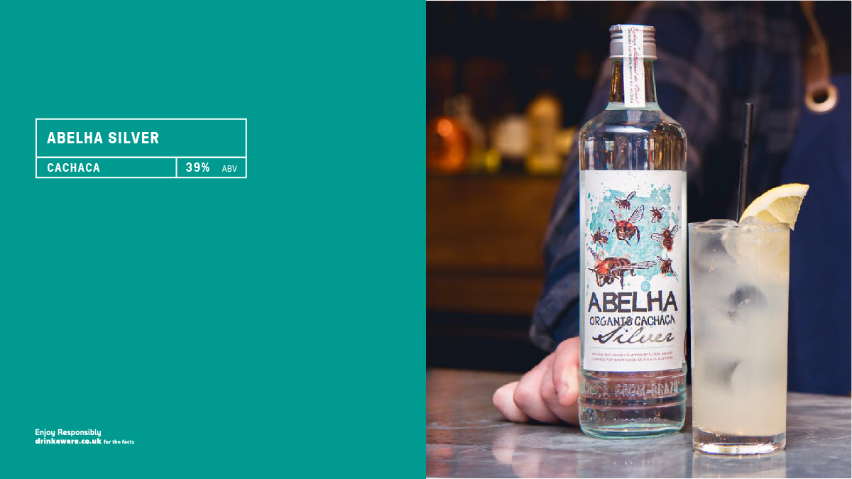 @abelhacachacais a small batch, artisanal, organic cachaça hailing from the north eastern state of Bahia in Brazil. #Brazil #cachaça #highball Read more here https://t.co/Xjp5n2Oemb https://t.co/BBiAhQNyiY