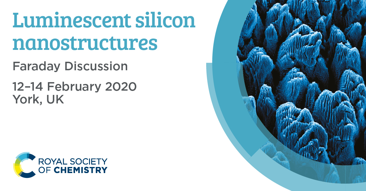 As investigations into porous silicon, nanocrystals and nanorods pick up pace, join us to explore the most promising applications of these new methodologies. Registration closes on 20 January – Secure your place now ➡️