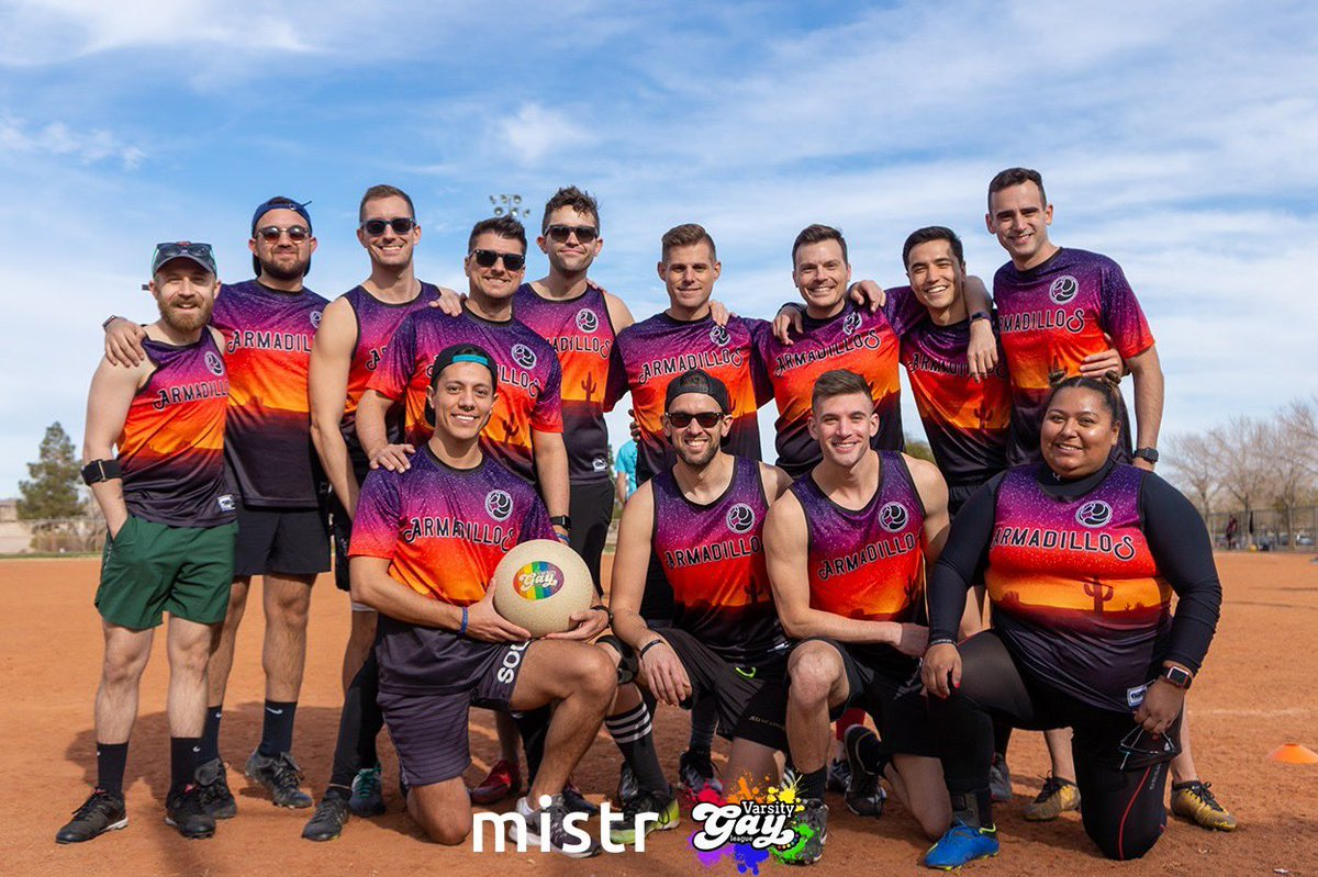Thank you @TheSCClassic and @VGLQueerSports for this past weekend. The Armadillos came to slay, and we did. Can't wait for next year. ❤️