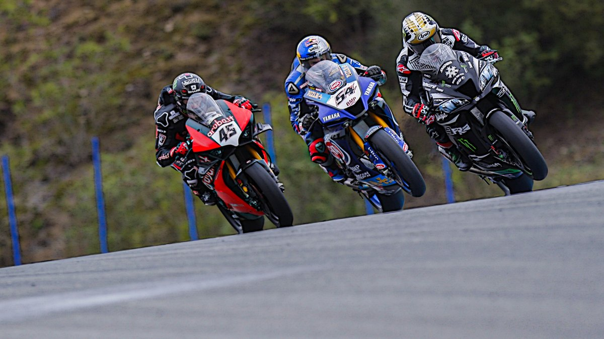 test Twitter Media - 🔎Catch the best bits from an action-filled second day of Jerez WorldSBK testing!  💡Highlights👇🏻  📹VIDEO | #WorldSBK https://t.co/tGGYEa7HtU https://t.co/56PBsMeZNO