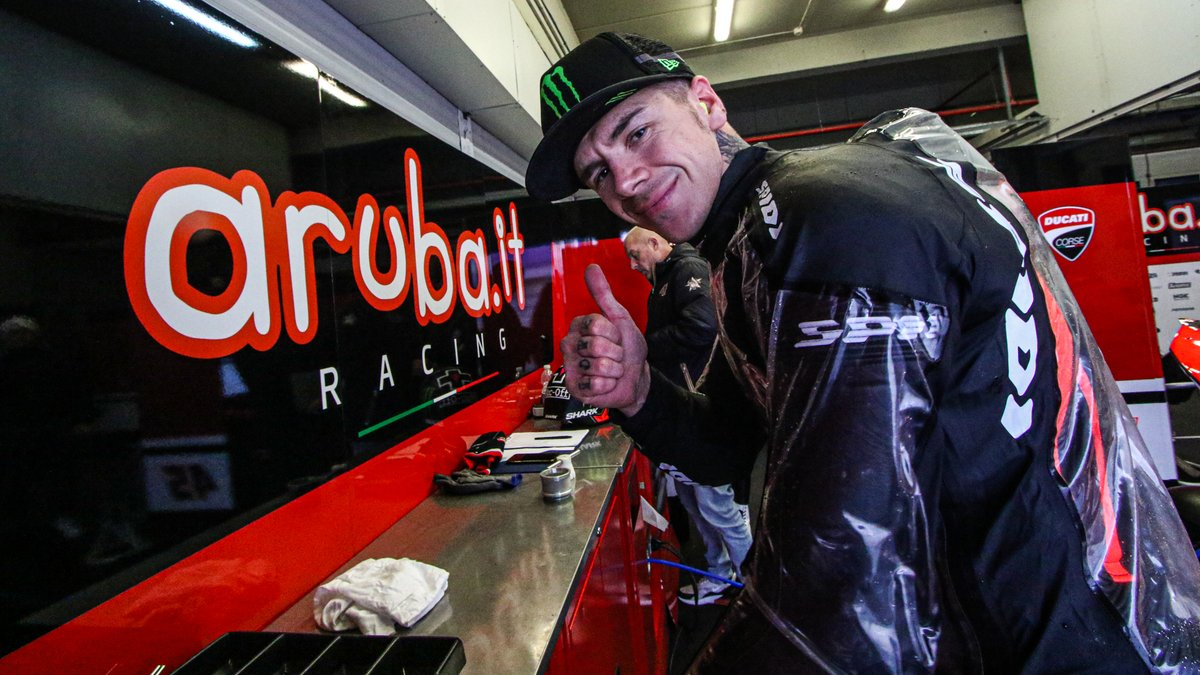 test Twitter Media - 🤜🏻FREE: Get @Reddingpower's thoughts from Jerez test!  📹INTERVIEW | #WorldSBK https://t.co/XwxxfxcegH https://t.co/QY6bC7DfdA