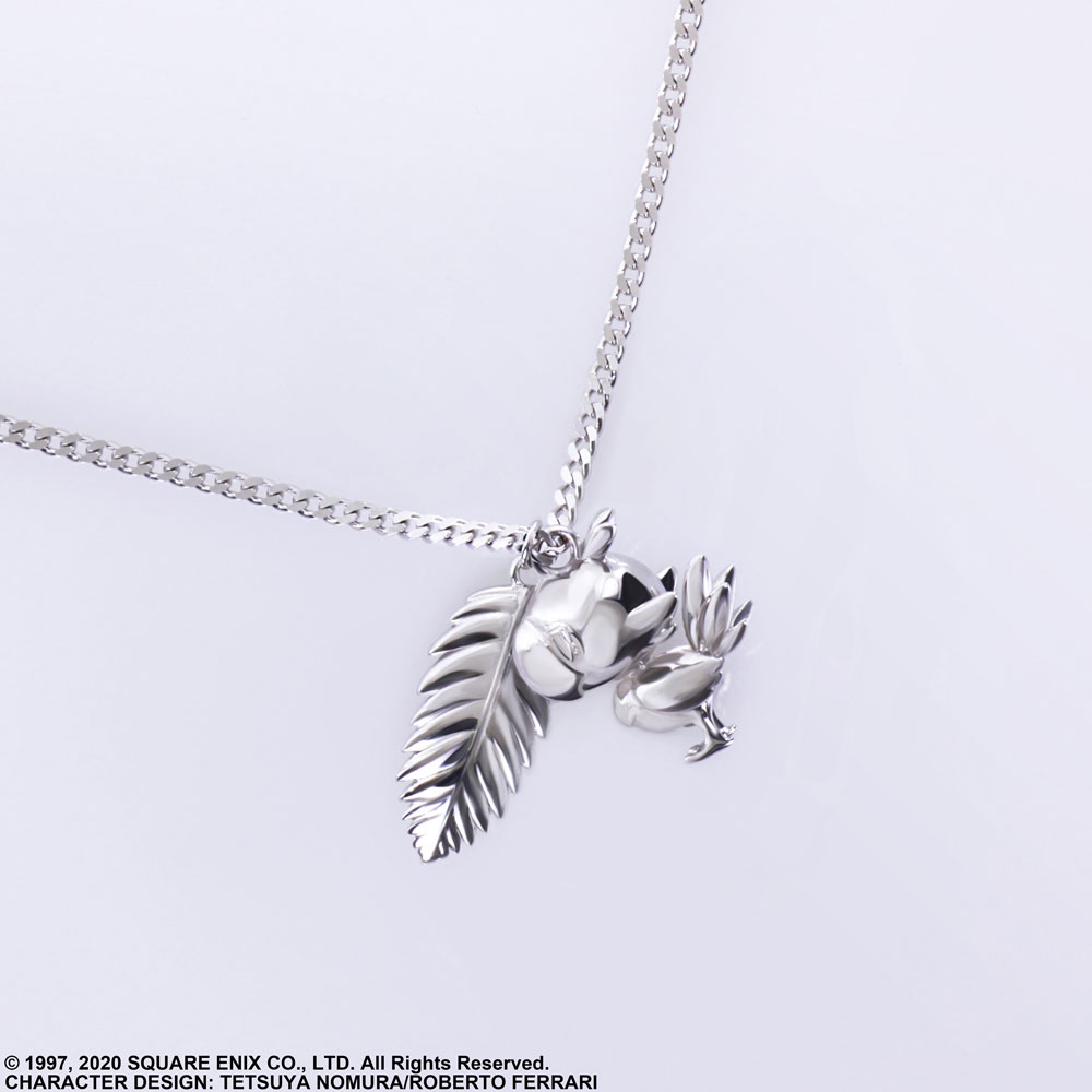 From Tifa's unique bracelet charms seen in @finalfantasyvii Remake, the whimsical Chocobo and Bomb are available as necklaces!  You can pre-order them now on the @SquareEnix Store!  CHOCOBO:  BOMB: