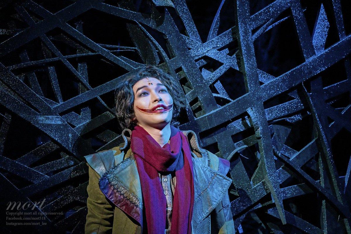 20200114. 뮤지컬 웃는남자 프레스콜. Musical : The Man Who Laughs. (L'Homme qui rit) 배우: 박강현 장면: Can it be?  #웃는남자 #themanwholaughs #박강현