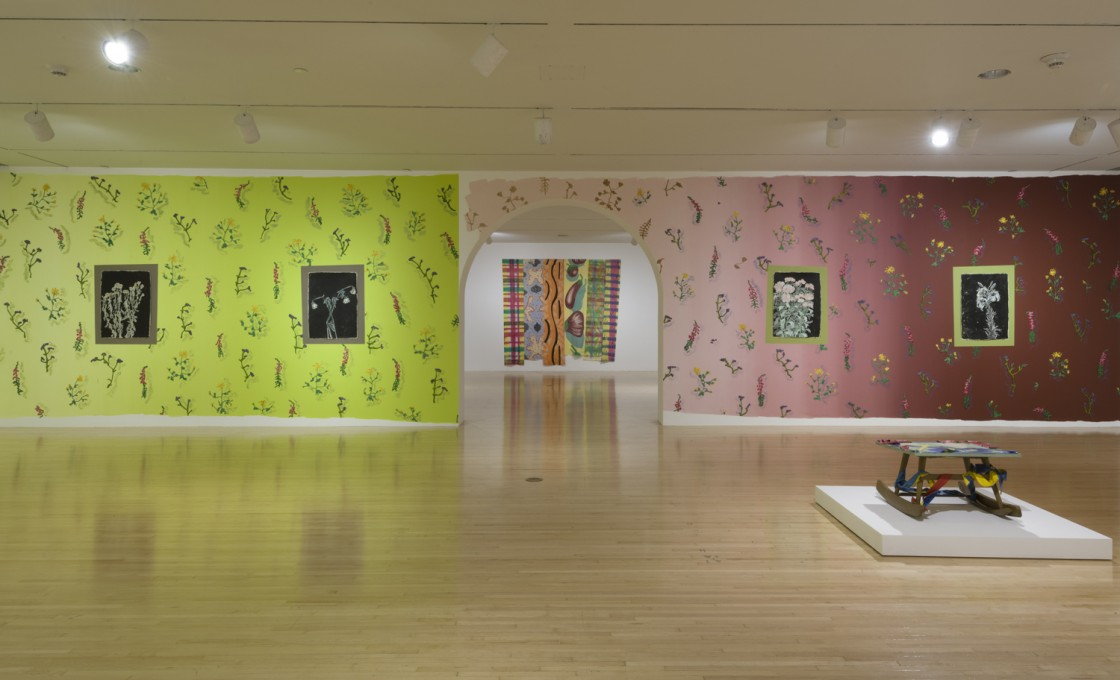 #FromOurFriends: @MOCAlosangeles presents 'With Pleasure: Pattern and Decoration in American Art 1972–1985', a survey tracing the movement's defiant embrace of forms traditionally coded as domestic and ornamental.  Until 11 May.