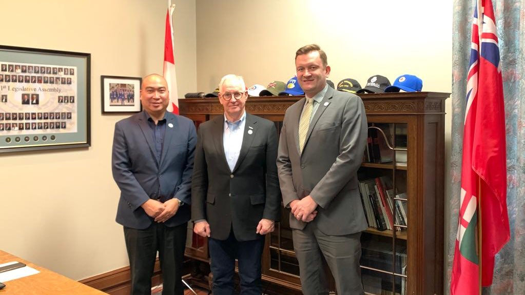 test Twitter Media - 2020 is a big year for Manitoba celebrating our province's 150th birthday. As Special Envoy for Military Affairs, I am very excited to work with @Manitoba150 Chair Stuart Murray and Chief of Protocol Bradley Robertson to recognize anniversaries and those who served from Manitoba. https://t.co/iyAIk9GPZu