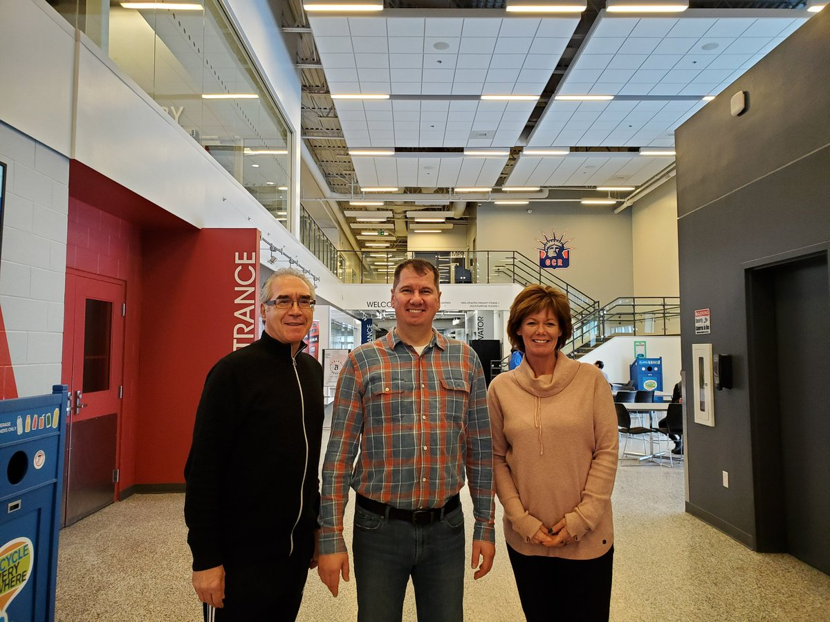 test Twitter Media - Did you know over 250,000 people use Garden City Community Centee annually? Thank you Margie, Office Manager, & Martino, GM, for the tour  #mbpoli https://t.co/ROQ0dswTCK