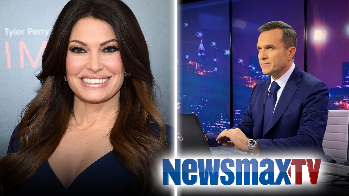 COMING UP on Newsmax TV:  @kimguilfoyle makes her first TV appearance since being named National Chair of the Trump Victory Finance Committee - 7:25PM ET on #GregKellyReports!