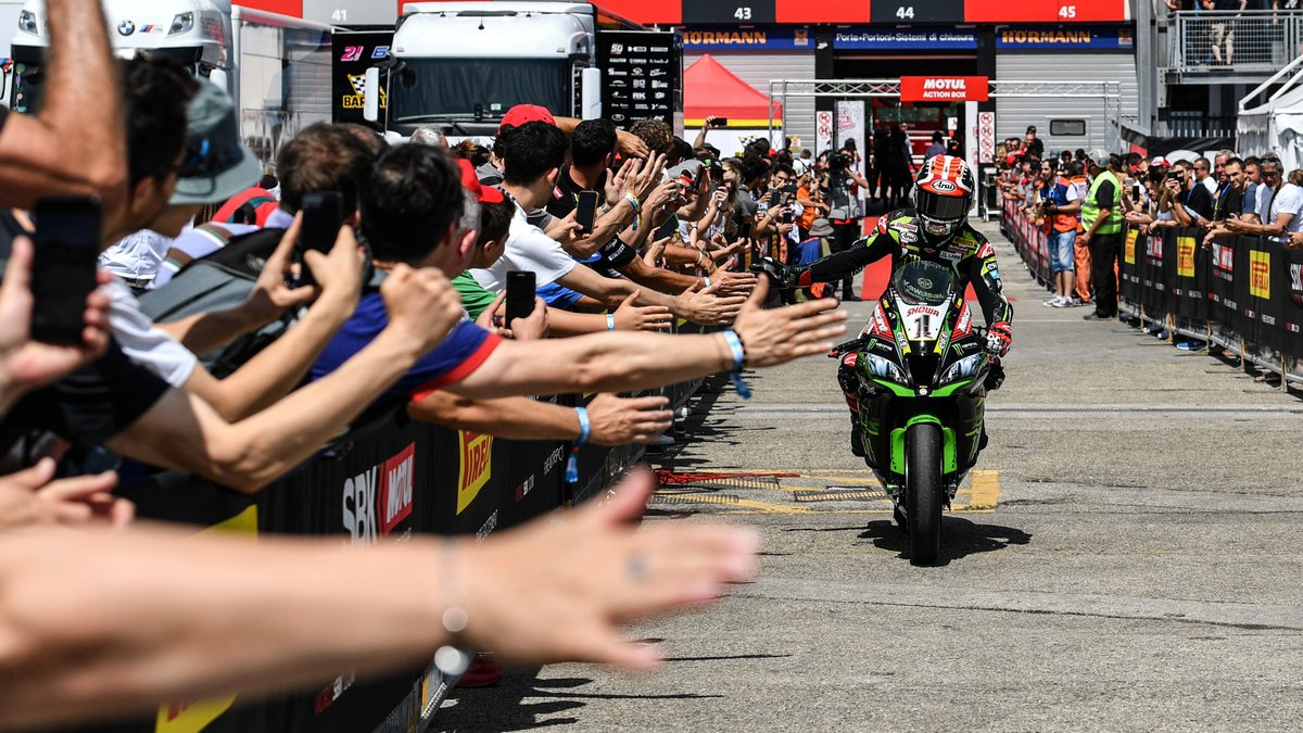 test Twitter Media - Motor Bike Expo in Verona offers fans Misano ticket savings!  Get ahead of the game in 2020 and enjoy tickets with 25% off if you attend the Motor Bike Expo in Verona this weekend!  📃| #WorldSBK https://t.co/lkhlnLdxLa https://t.co/iJyLxWQrpC