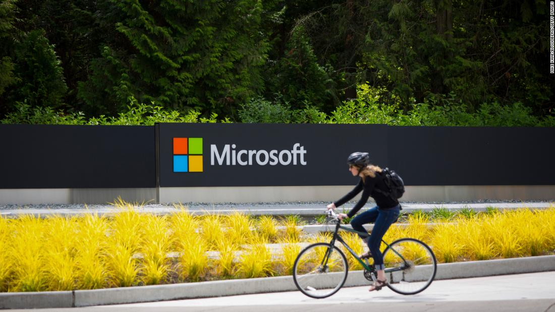 Microsoft wants to eradicate its carbon footprint by 2050