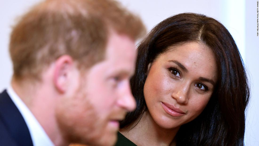 Prince Harry and Meghan's royal staff are being 'redeployed' to other roles, a source says