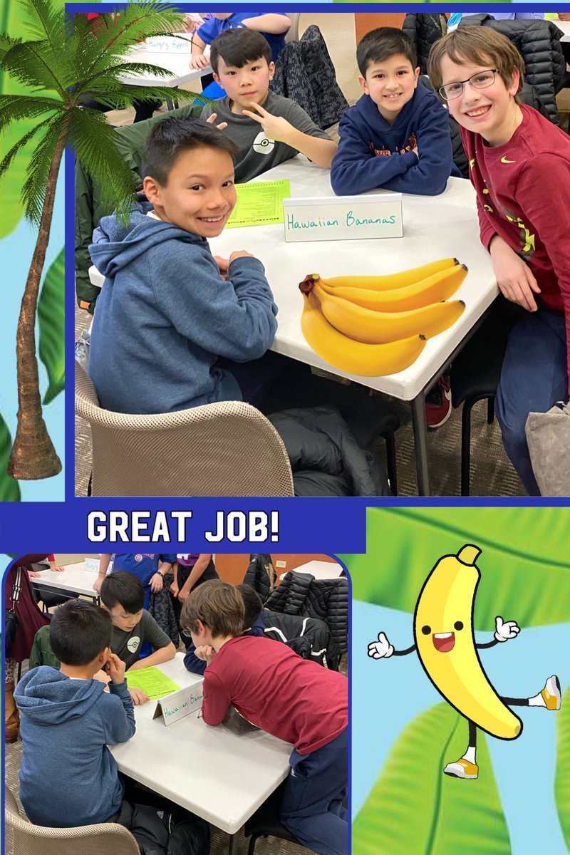 test Twitter Media - @willowbrook5F Their practice and preparation showed. Wonderful work Hawaiian Bananas! #d30learns https://t.co/R0WuYFfeNM