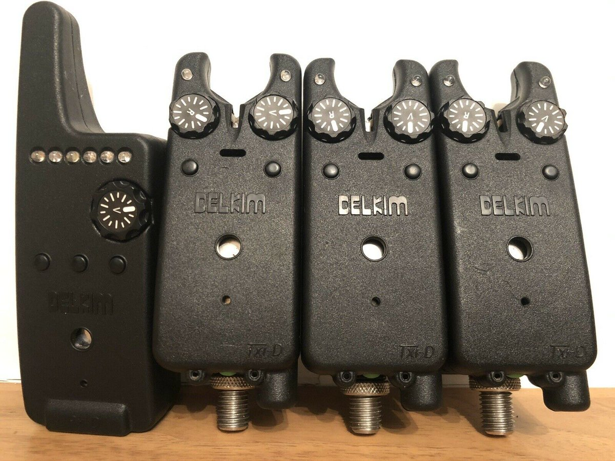Ad - Delkim Txi-D Bite Alarms & Delkim Rx-D Reciever On eBay here -->> https://t.co/i30PxQ